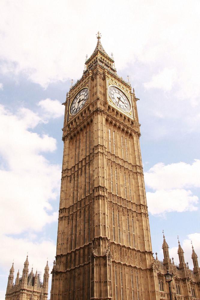 à l'heure de Big Ben