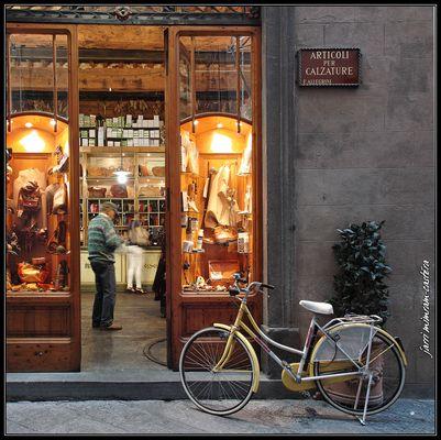 ... à Lucca (Toscane)