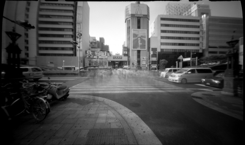 A main street.