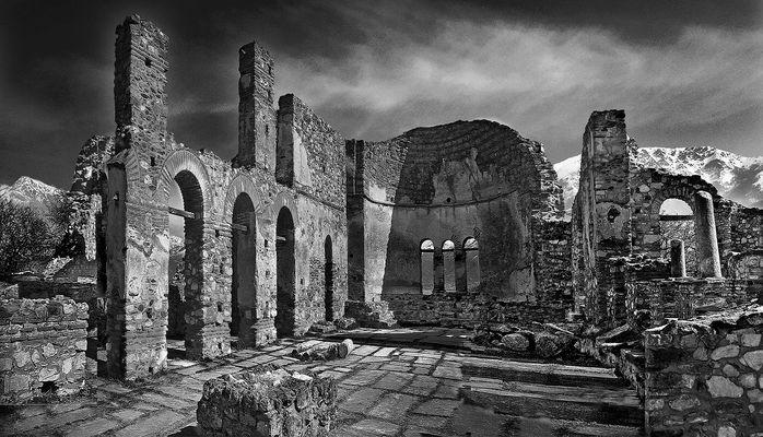 A medieval basilica