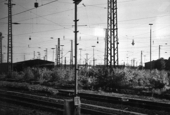a minute in a train