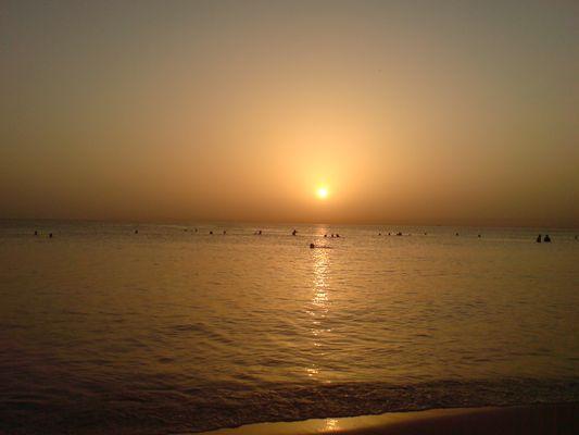 A morning in Tunisia