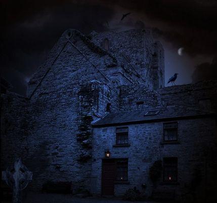 A mystic Irish night