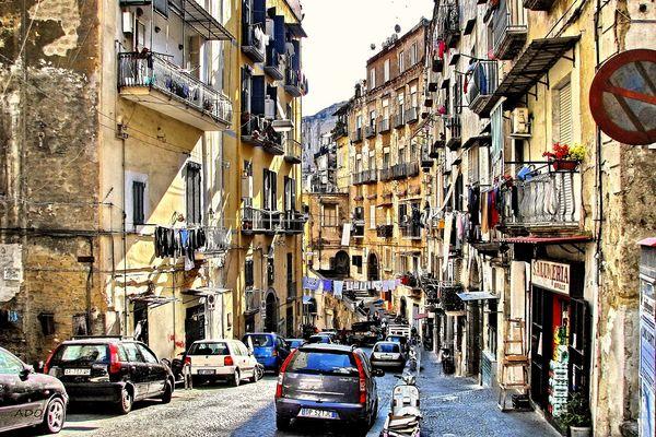 A Naples Street