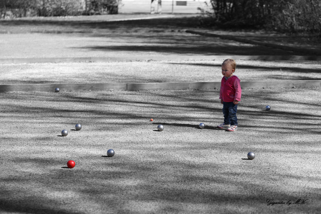 A new star is born OR lost in petanque