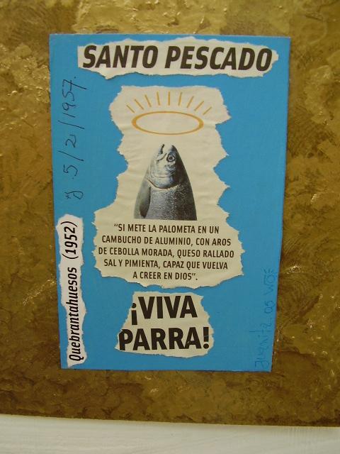 a nicanor parra antipoeta chileno