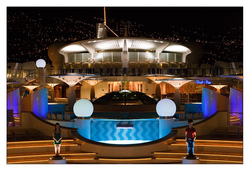 A Night in Funchal