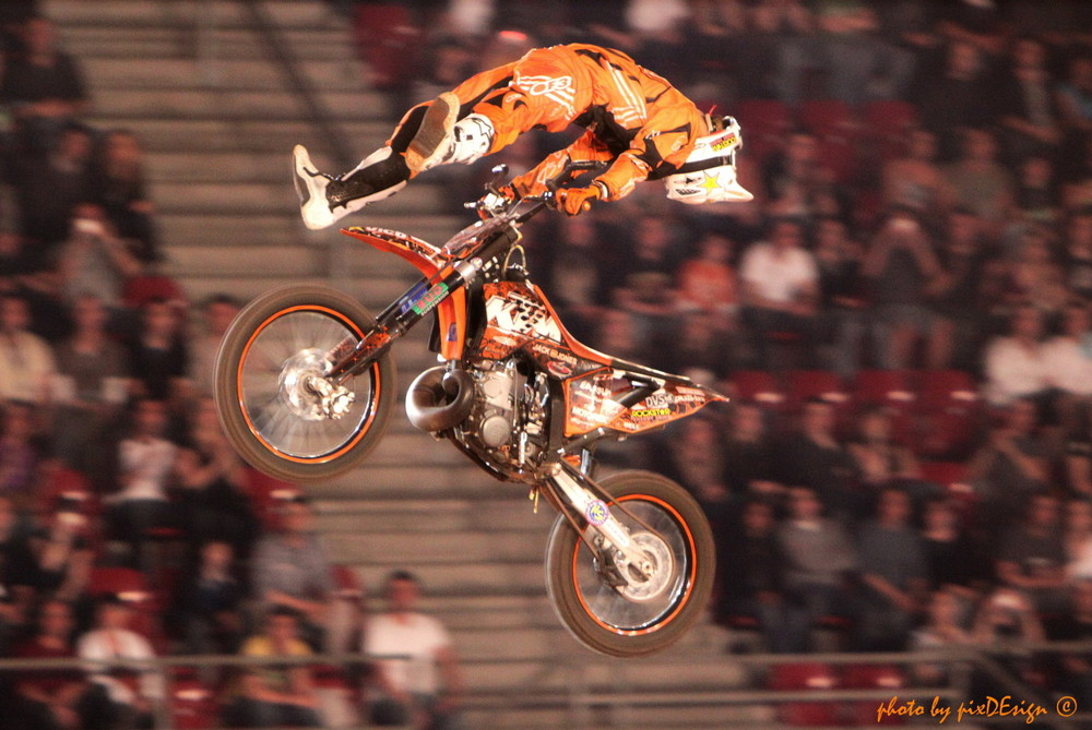A Night of the Jumps............!