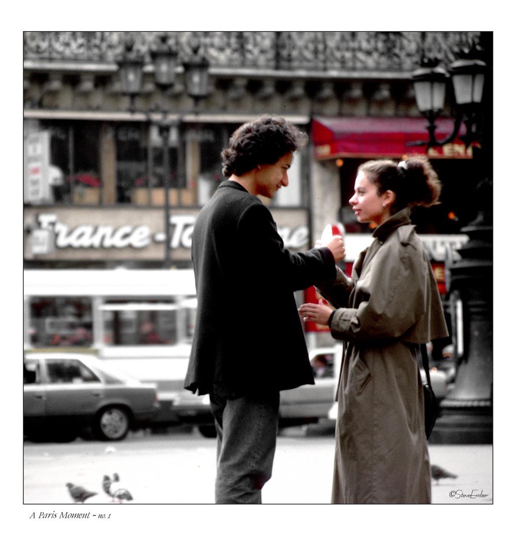 A Paris Moment - No.1
