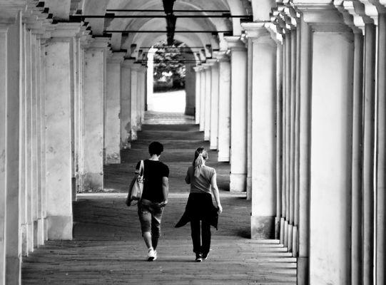 A passeggio