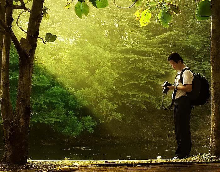 A Photografer..