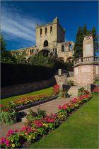 a postcard from Jedburgh
