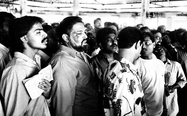 a prayer for the 4.30 ganesh running at mumbai.