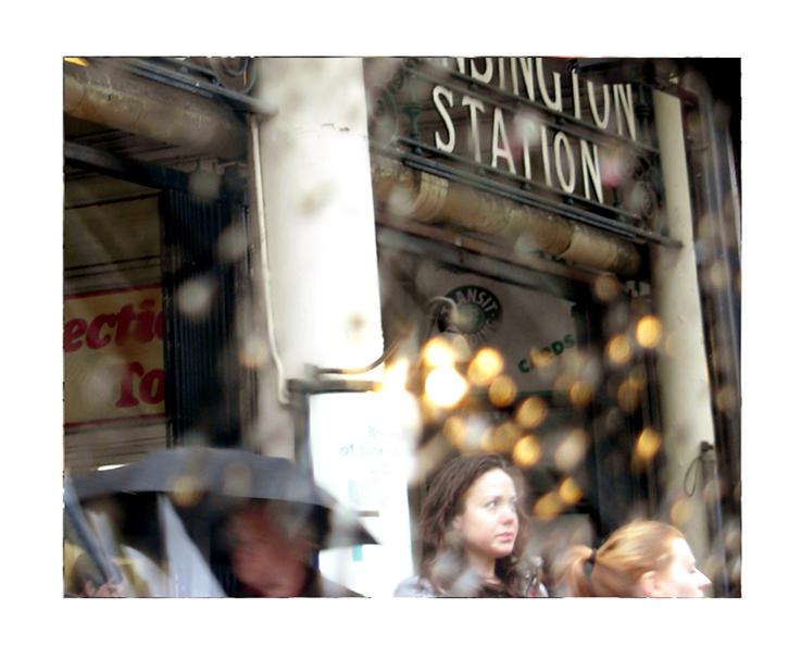 A rainy Sunday in South Kensington II