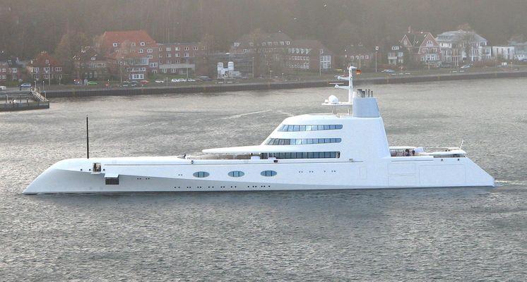 """A"" SF 99 (SIGMA) Werftprobefahrt"