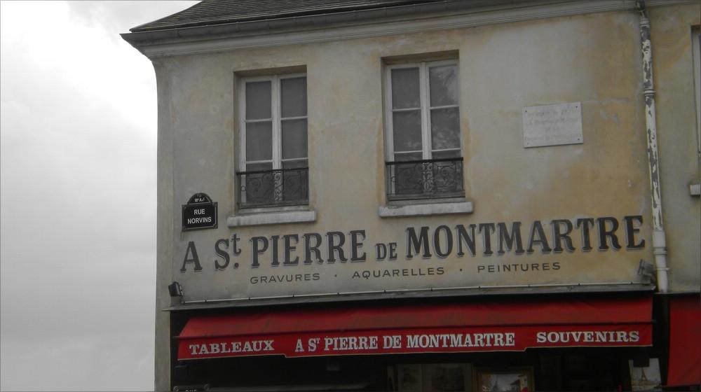 ~ A St. Pierre de Montmartre ~