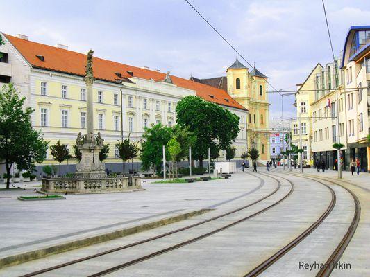 A street from Slovakia