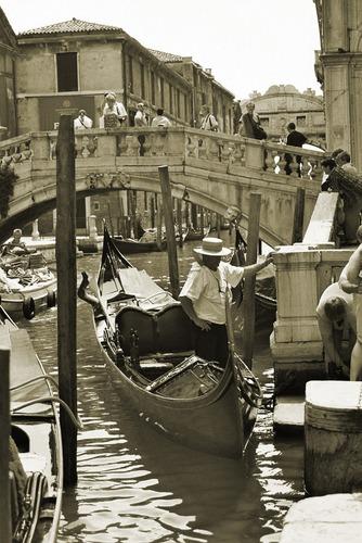 A sunny day in Venice