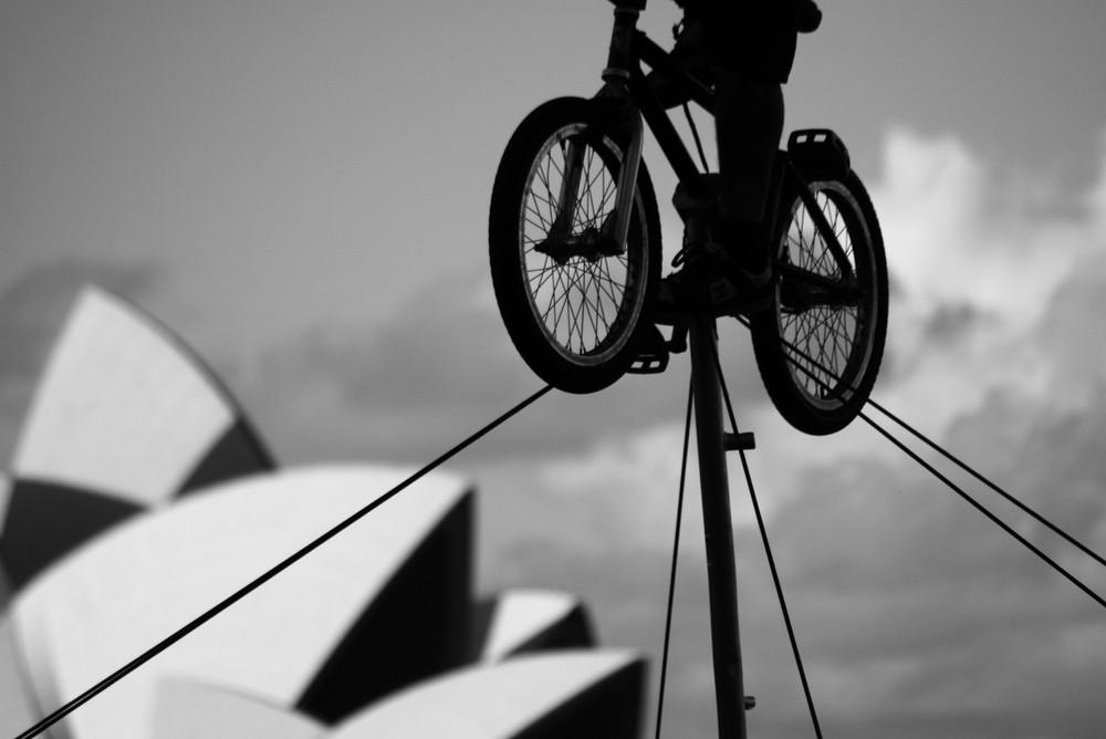 A Sydney, un show...