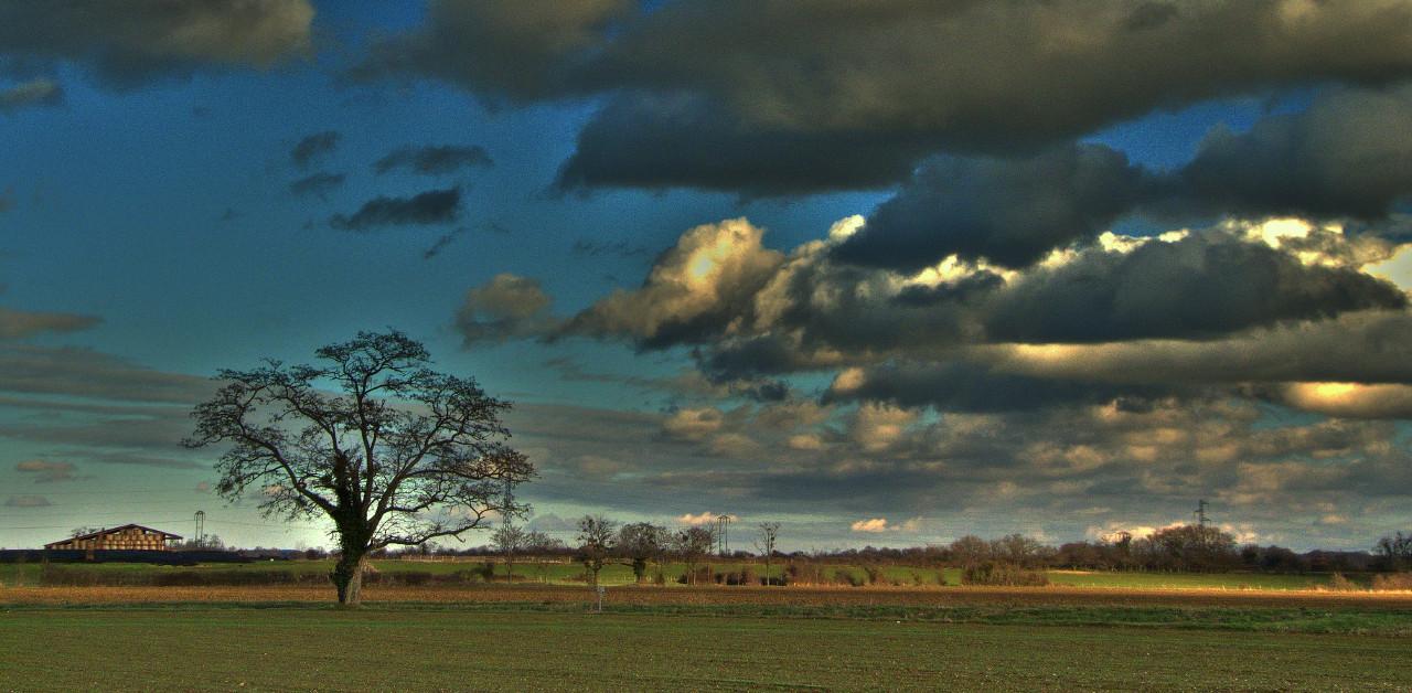 a toucher les nuages