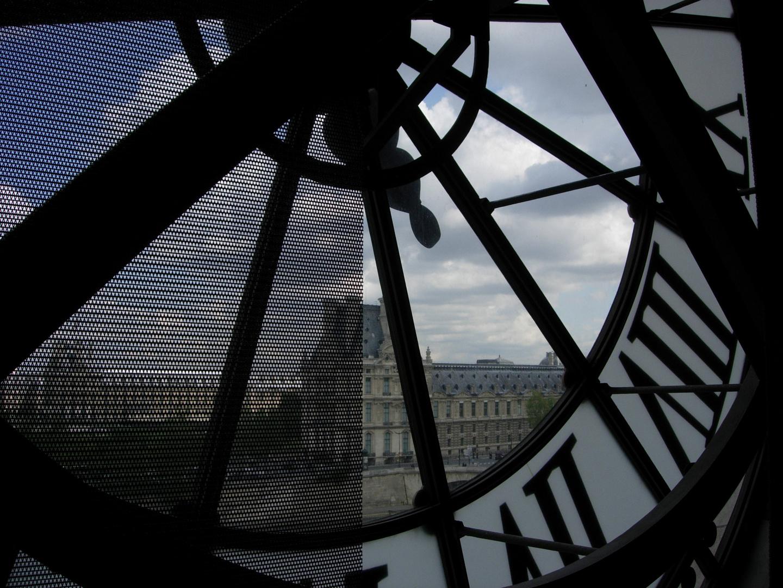 A  travers le temps... on voit Paris