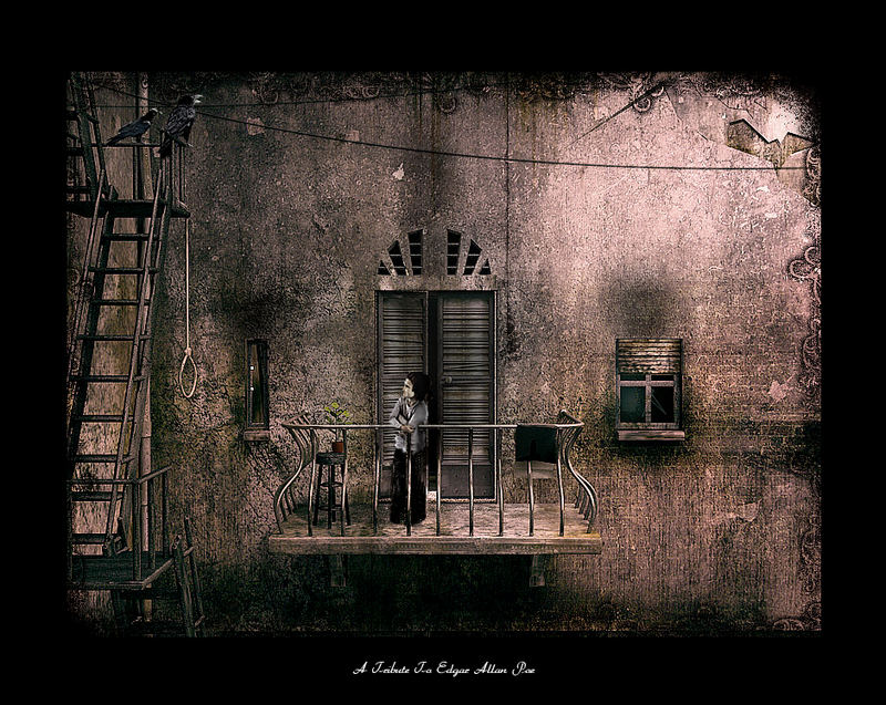 A tribute to E. A. Poe