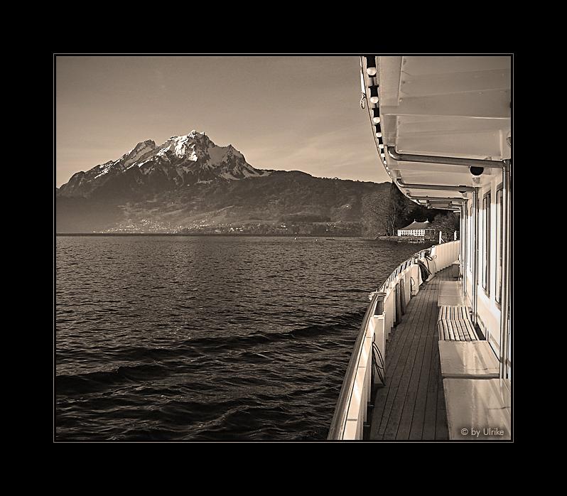 a trip to Lucerne...