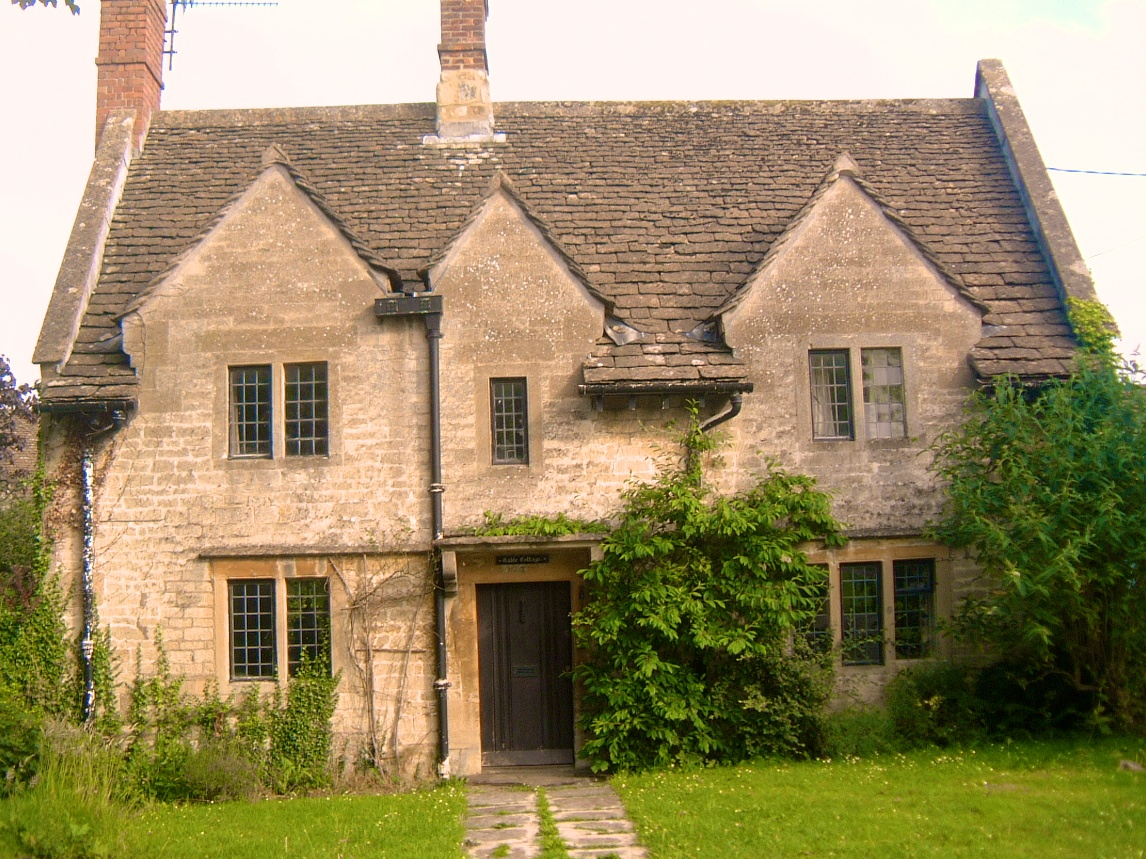 A typical House from the late 18th Century, Biddestone, Cotswold
