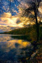 A Ufer des Heitkampsees