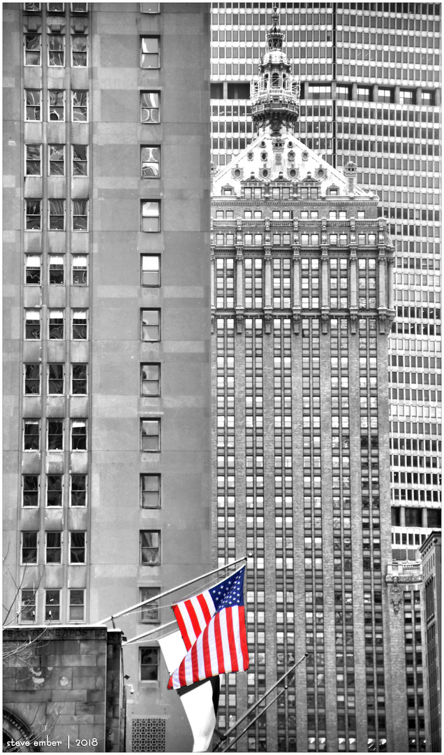 A View along Park Avenue