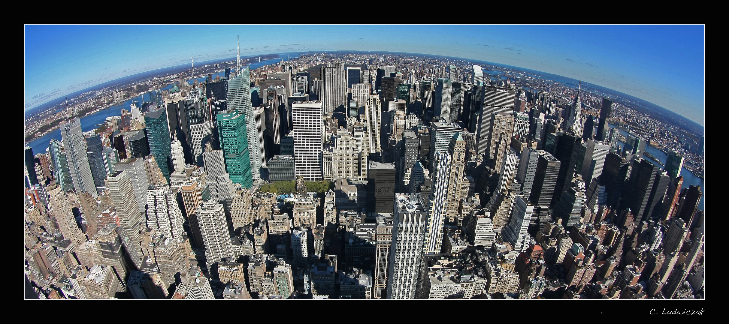 A View From Empire State
