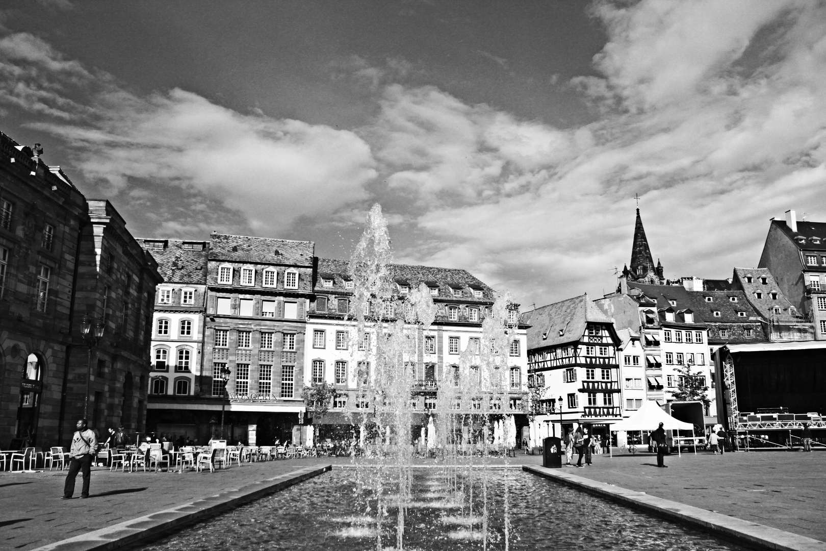 A view from Strasbourg