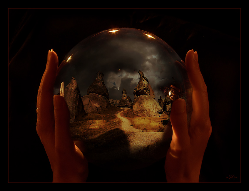~ a view into the magic crystal ball ~