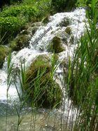 A Waterfall in Croatia