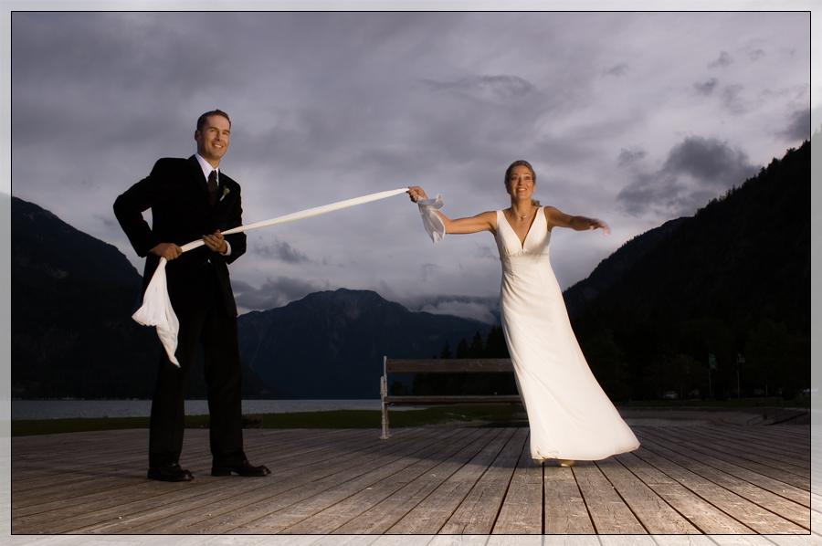 a wedding style