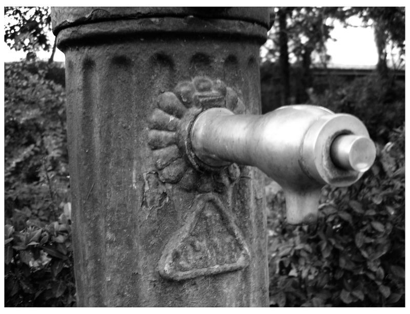 a well pipe