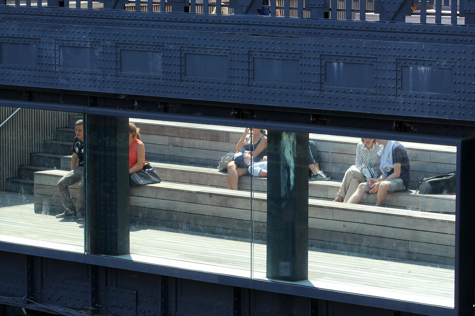 A Window on Happiness - Ney York City, Aug 28, 2013