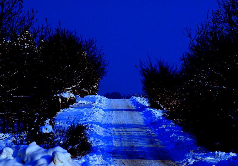 A Winter Road