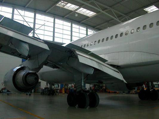 A310 Entfaltet