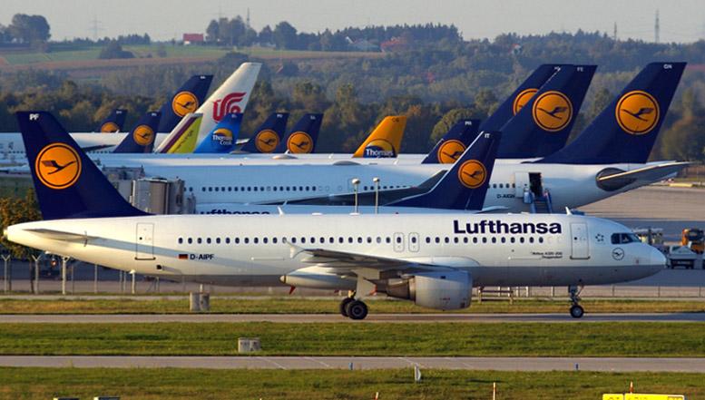"""A320 """"Deggendorf"""" meine Heimatstadt :-)"""