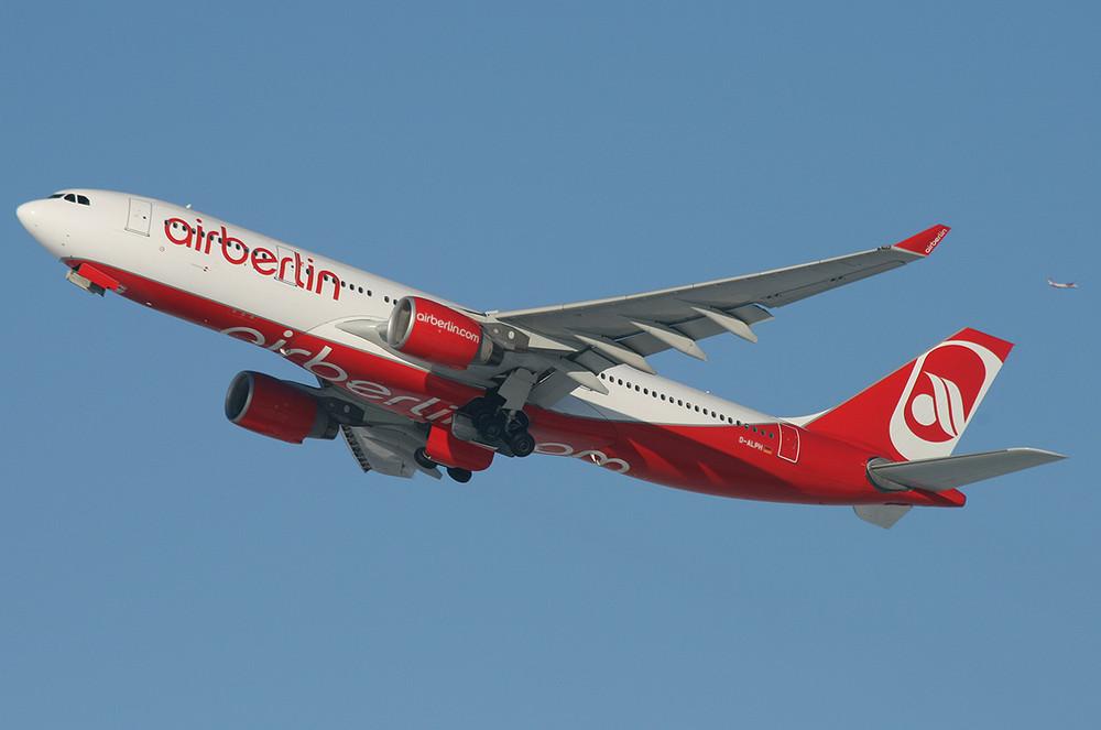 A330-200 airberlin D-ALPH
