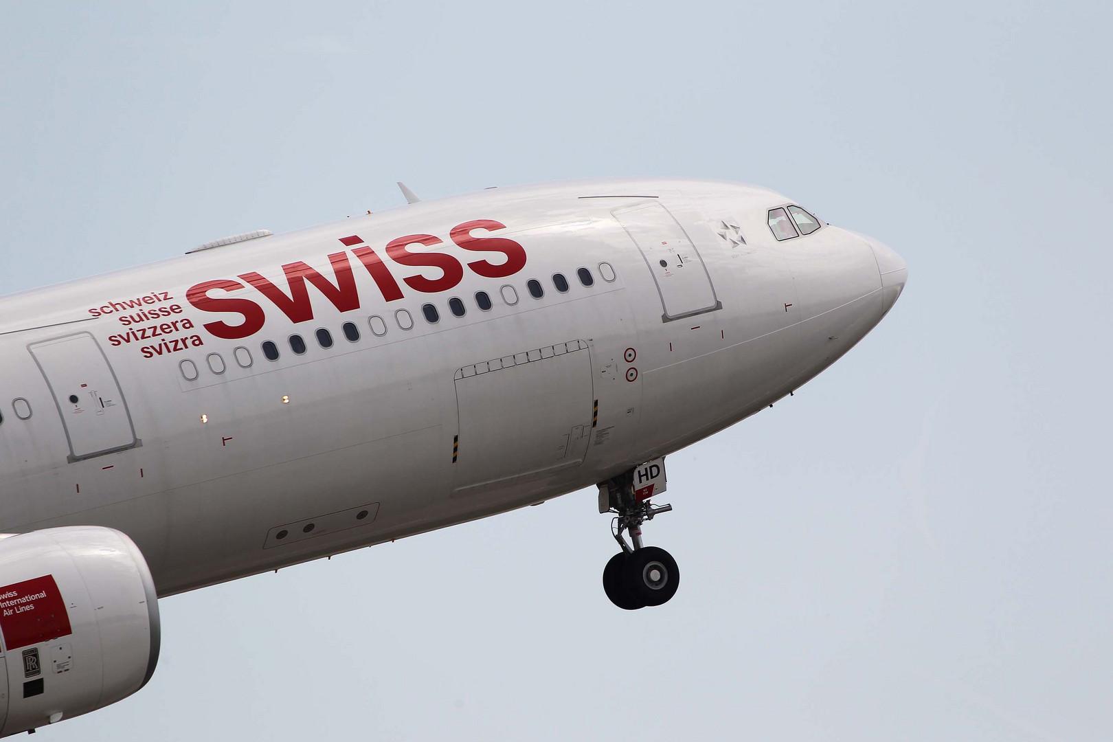 A330 Swiss Close Up