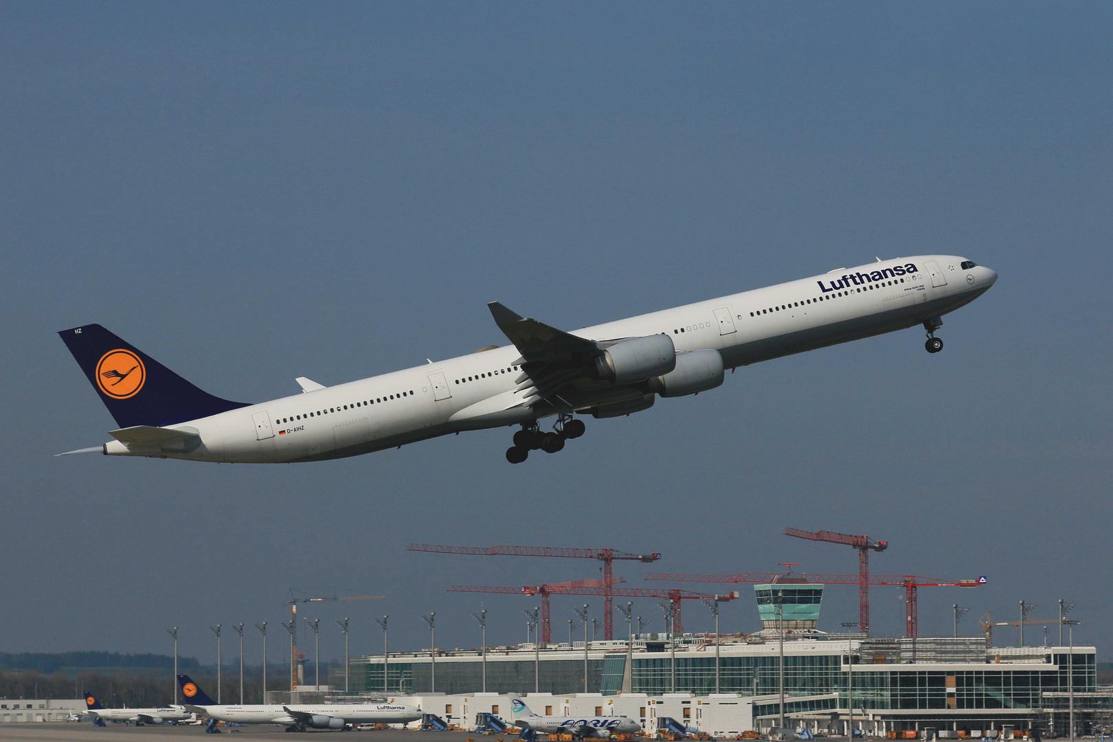 A340 Leipzig