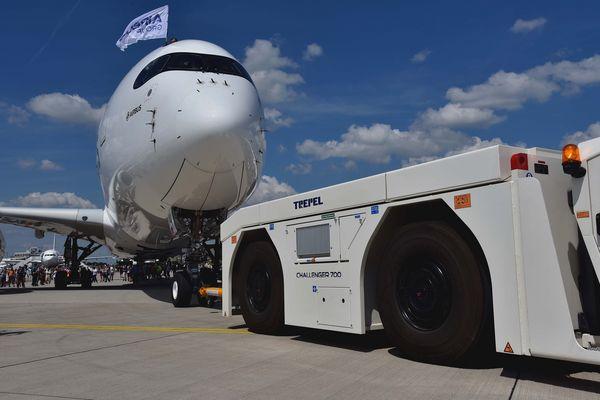 A350-schlepp