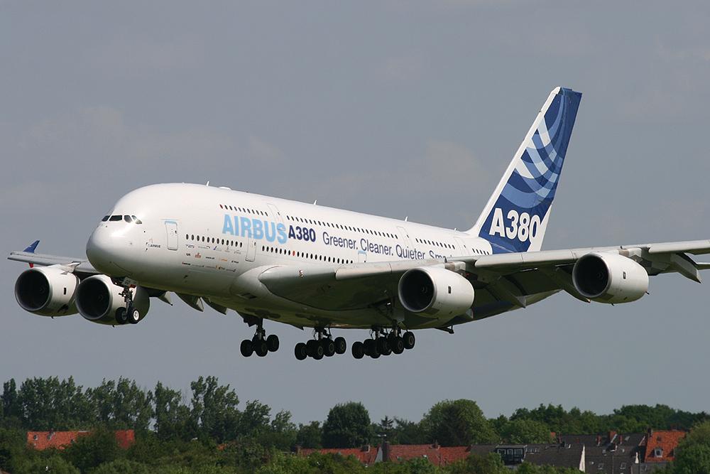 A380-800 Airbus F-WWOW