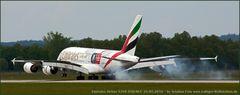 A380 Airport MUC