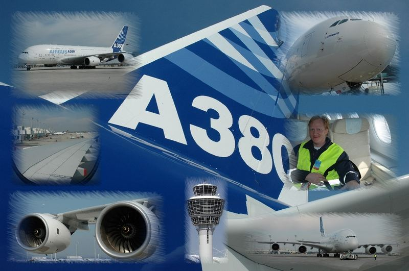A380 Collage