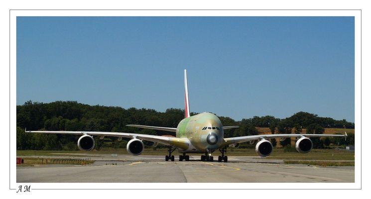 A380 RETOUR D'ESSAIS 2