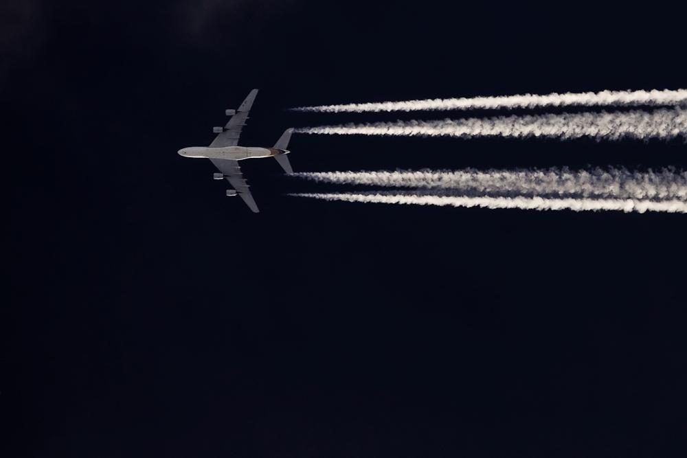 A380 über Fra