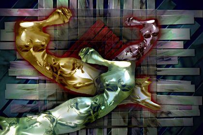Nude in arts